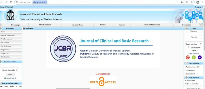 Journal of Clinical and Basic Research (JCBR)